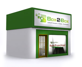 Open up your very own box2box franchise!